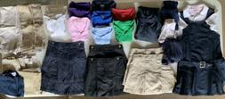 Girls School Uniform Lot for the entire year Size 7/8