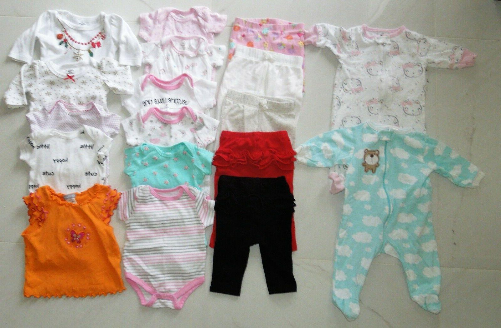 18 baby girl clothes one piece tights