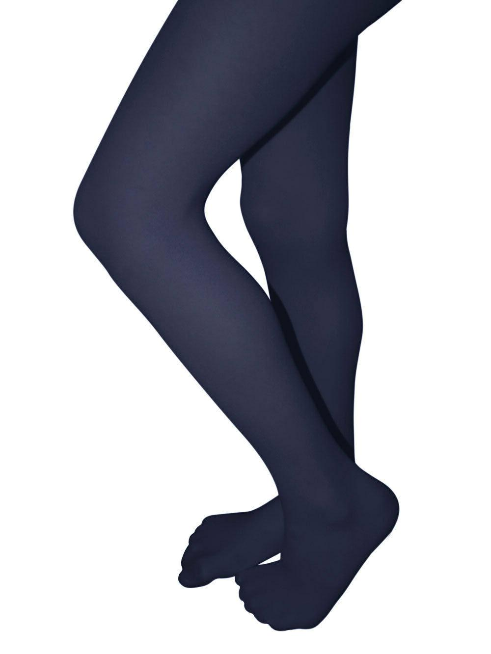 2 pairs toddlers and girls tights lycra